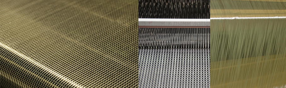 Fabrics with Alternative Weaves, Finishes and Coatings