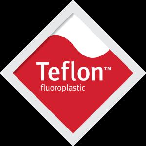 Red Teflon fluoroplastic Diamond 186