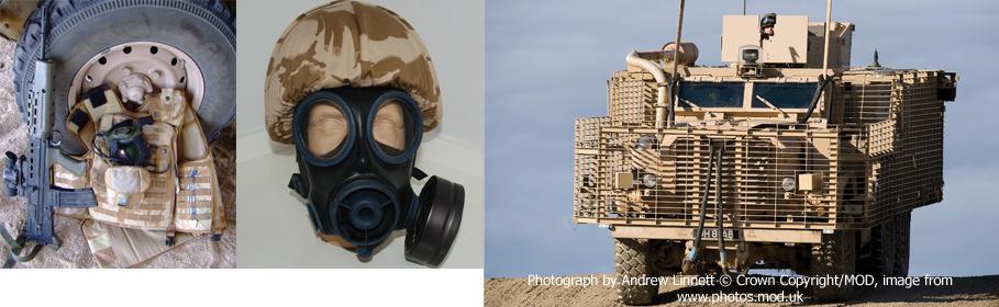 Fabrics for Defence