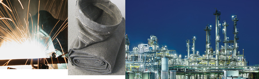 Fabrics for High Temperature Applications