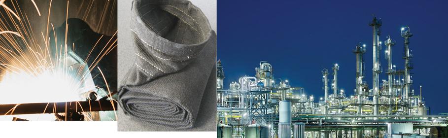 Fabrics for High Temperature Applications